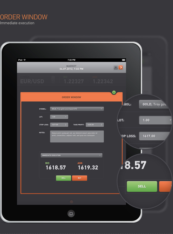 Forex trading app for ipad