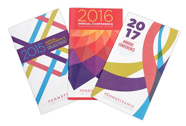 Pennsylvania Certification Board Conference Invitations on AIGA ...
