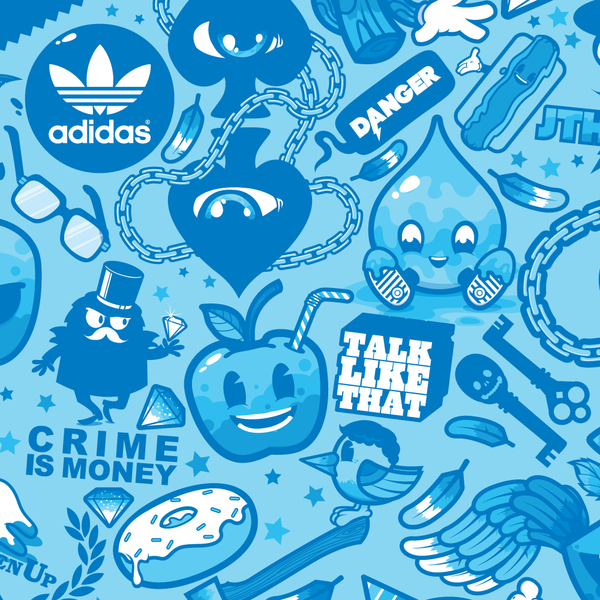 dac490978ee4 Adidas Originals  Celebrate Originality on Behance