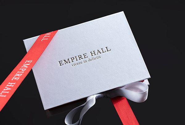 Identity for Empire Hall