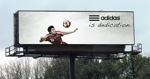 Adidas Billboard Ads Buy Clothes Shoes Online