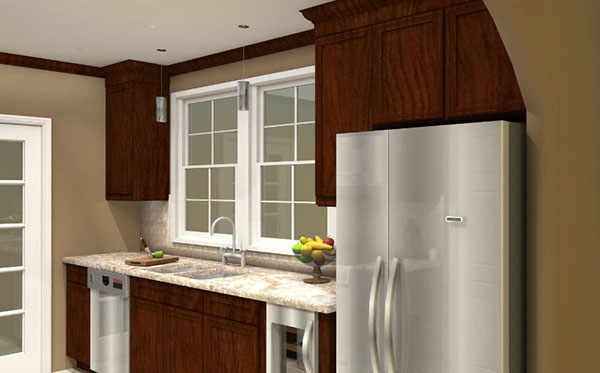 Sketchup Kitchen Cabinets Collection