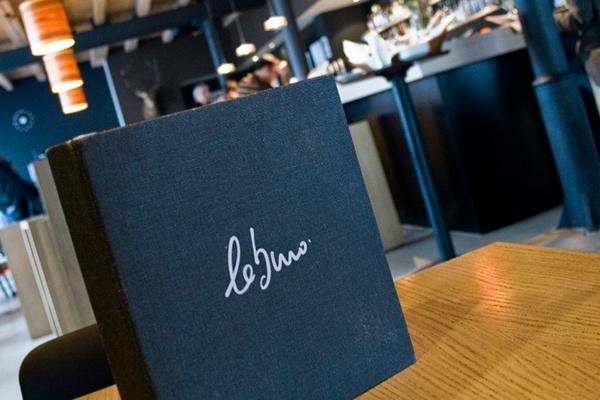 Corporate Identity restaurant bar