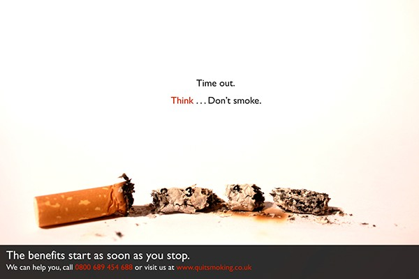effectivity of anti smoking campaign in Effective in many ways anti smoking campaigns are effective in more ways than just one for instance, by hitting the gross-factor, it makes people want to stop smoking because they would not want that to happen to them.