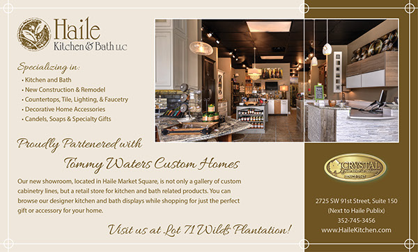 Here Are A Few Ads I Designed For Haile Kitchen And Bath.