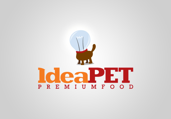 Food Logo Brands a Brand Distributing Pet Food