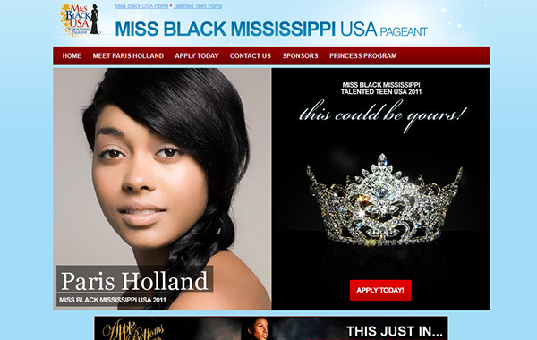 miss black mississippi ebony amateurporn