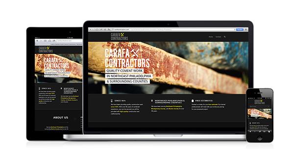 construction Responsive Responsive web design wordpress Content Management Content Management System