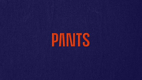 Pants - Branding design