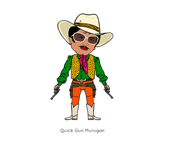 Quick Gun Murugan Movie Youtube