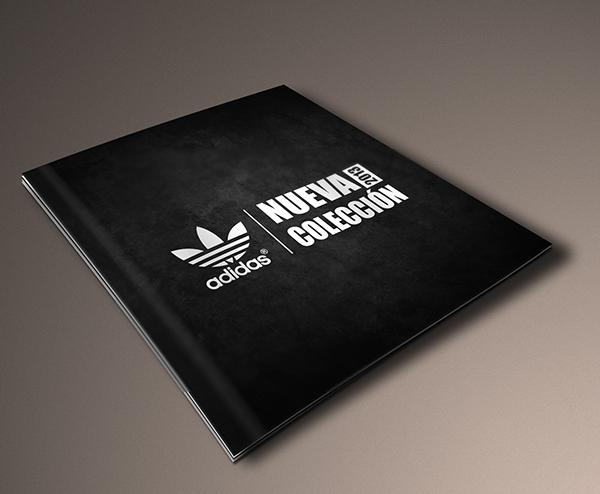 8ba2adacee39ed Catalogo Adidas Originals on Behance