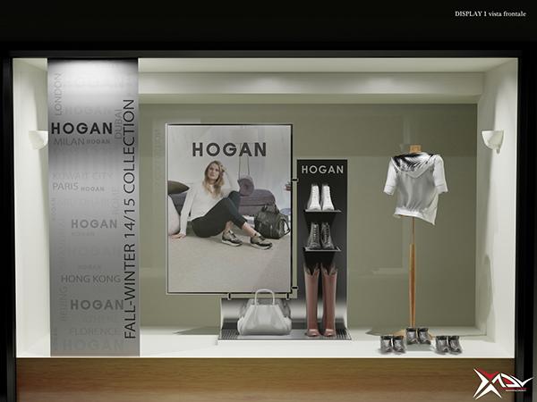 hogan shop milano