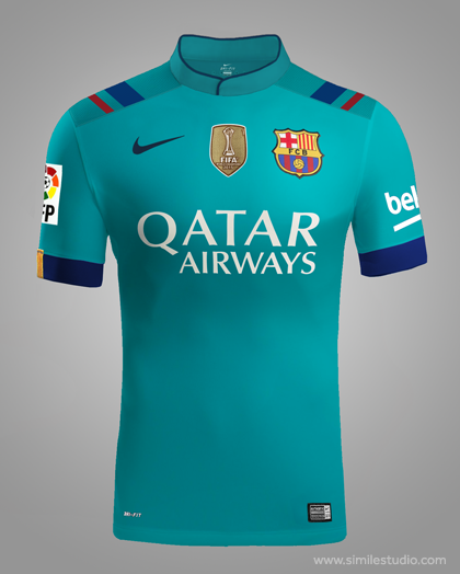 F.C. Barcelona 2016 2017 Rumores (Concept Kit) on Behance cc5195a3c60