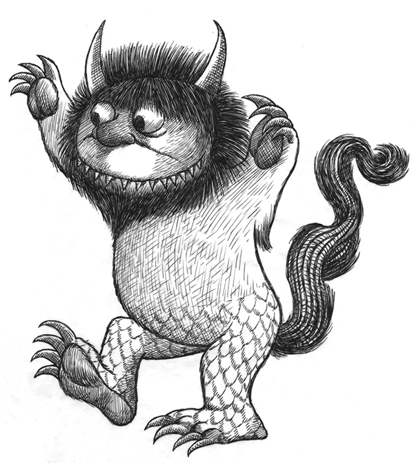 Where The Wild Things Are Characters
