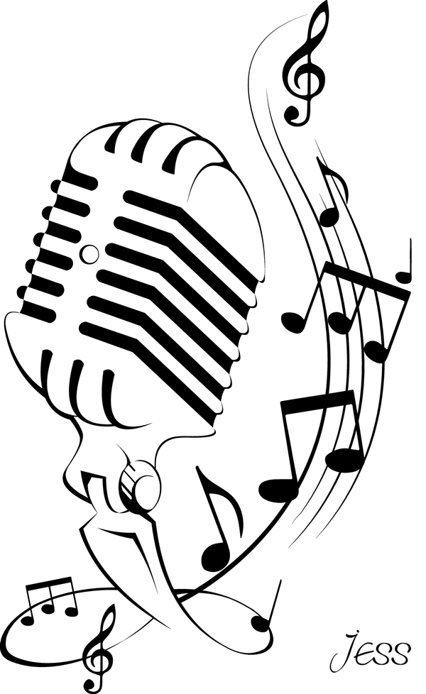 12 Themes That Make Peanuts Timeless furthermore Krell moreover Khind Mistral Celebrating 50 Years 1961 2011 Logo Design further Stock Illustration Teddyboy Dancers Black And White likewise Old School Microphone Tattoo Outline. on 50s
