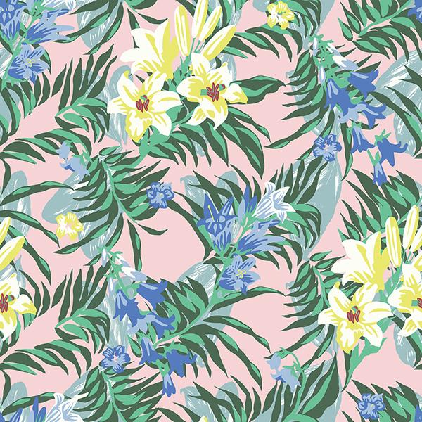Hawaiian Shirt Print On Behance Interesting Hawaiian Pattern