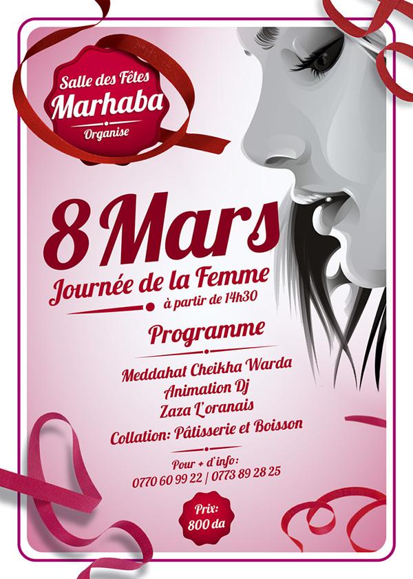 flyers 8 mars