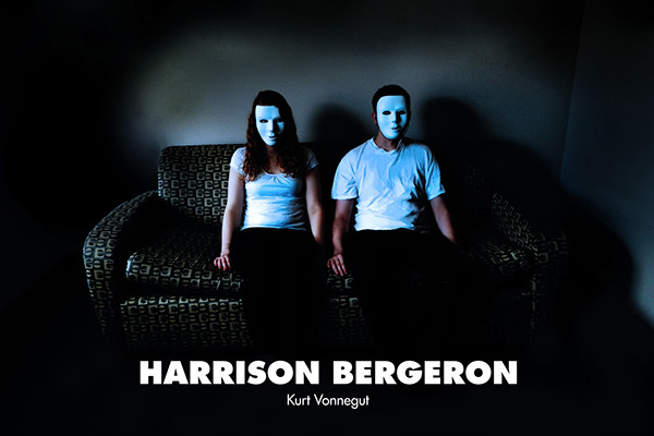 harrison bergeron a reader's response Harrison bergeron is a suitable title given after the main character in the story this tale is 100 years into the future in springtime and occurs in a matter of a day or a couple days where society inevitably attains equality, but this equality is threatened by a single individual.