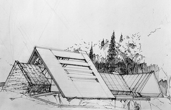 Modern Architecture Sketches beautiful modern architecture sketches this pin and more on e