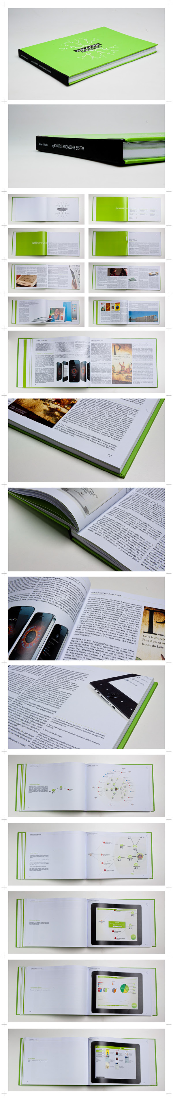 motion graphics book e-book video knowledge Tree  myBOOKTREE iPad tablet smartphones ui design User Experience Design Interface