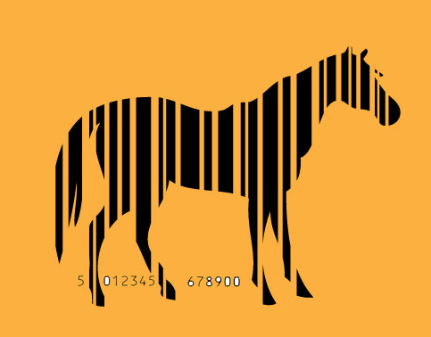 Barcodes Illustrator cusher