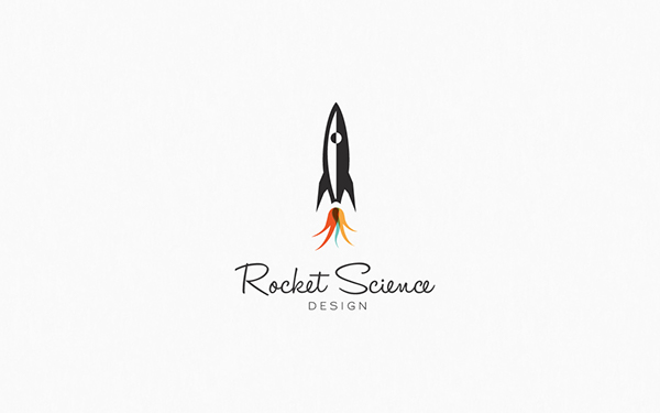 Rocket Science Logo Rocket Science Design Won