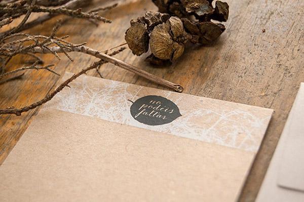 wedding invitations silkscreen stamp Printing