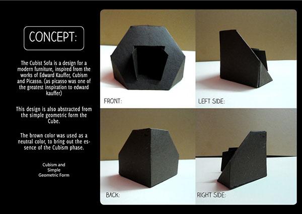 cubism furniture. the cubism furniture