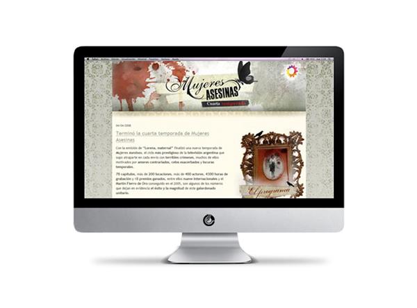 Web Design  collage