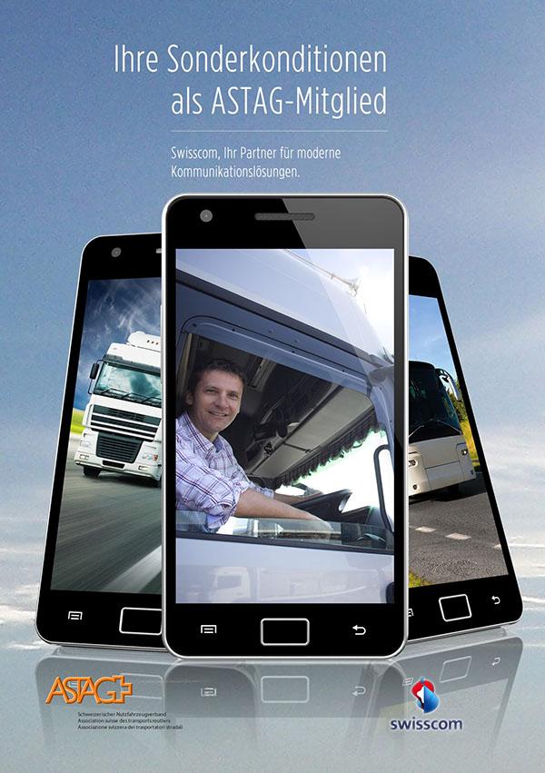 Mobilephone Printdesign Flyer