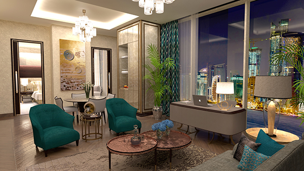 Doha Oasis Seven Star Hotel Design Competition On Behance