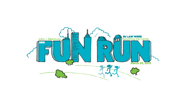 Fun Run Fundraiser On Behance