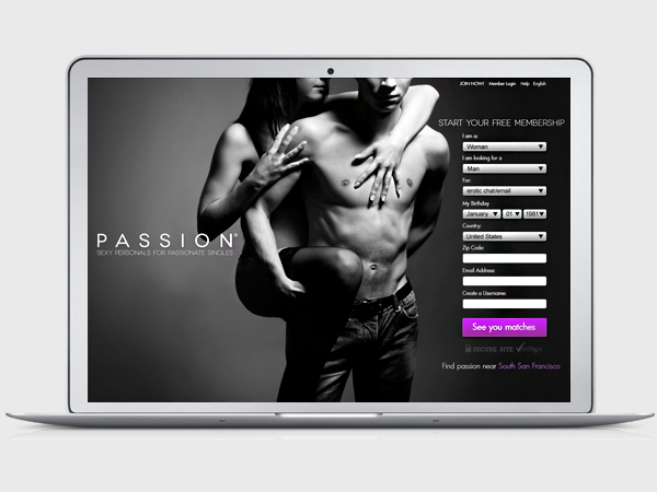 Passion search dating site