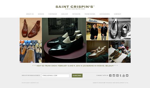 Saint Crispin's Detail image
