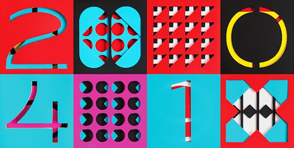 Coloro - Calendrier perpétuel