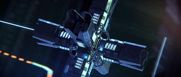 becoming one  Sci Fi science fiction tech Technology ui design 3D Render octane cinema 4d after effects mografik