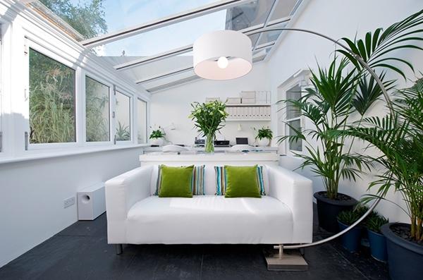 Conservatory brighton interior design on behance for Conservatory interior designs