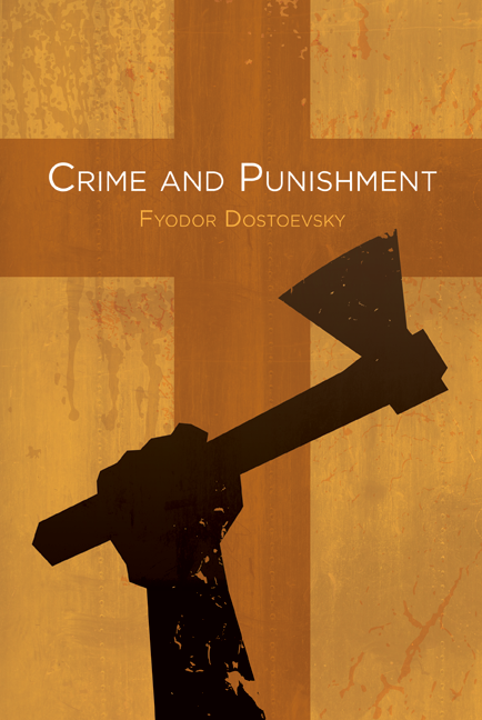 an analysis of dostoevskys crime and punishment Free essay: in dostoevsky's crime and punishment, the murder of the  pawnbroker bears little significance when compared to the 'punishment' that  raskolnikov.