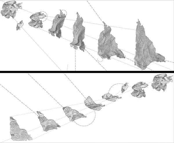 The Garden Of Forking Paths Deconstruction Prologue On Behance
