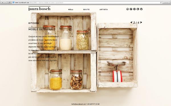 LAURA BOSCH website