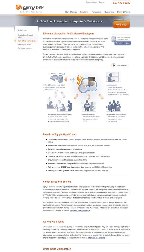 corporate website,cloud storage