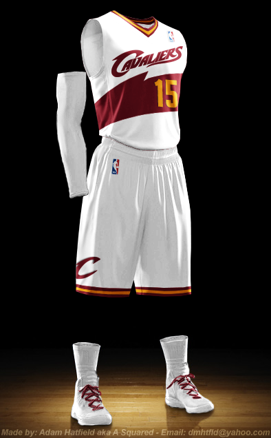 5fcfa8c8 Ok here are the new ones. I like them better than the rest but what do you  guys think? https://www.behance.net/gallery/New-Cavaliers-Uniform/14540855