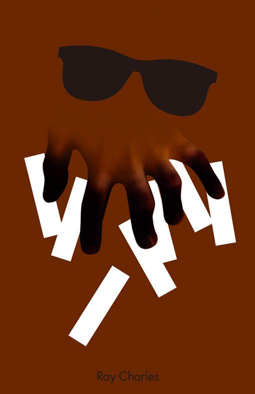 poster graphic honkadori