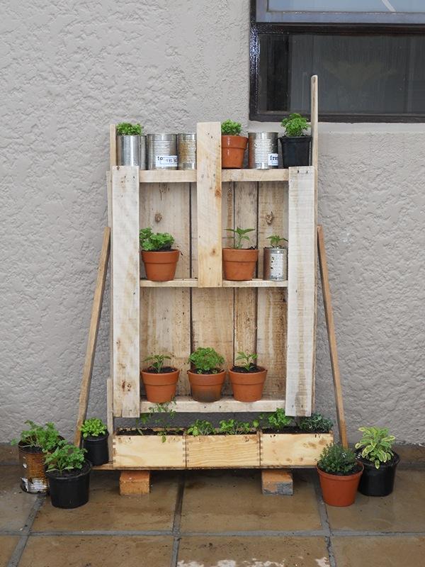Eco Warrior Self Watering Vertical Garden On Behance