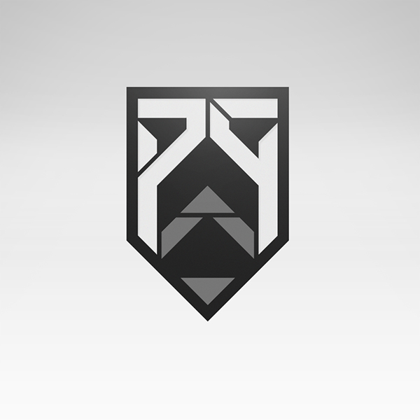 PAUL GEORGE / Player Logo Concept on Behance