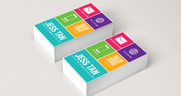 Metro Name Card On Behance