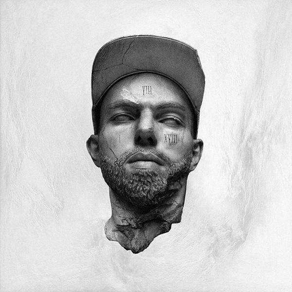 ZHARA - Album artwork by Kirill Printa Polyakov