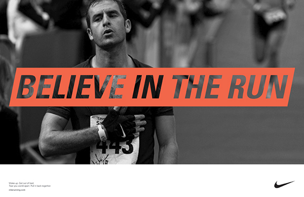 Nike Running Ad Campaign Concepts On Behance