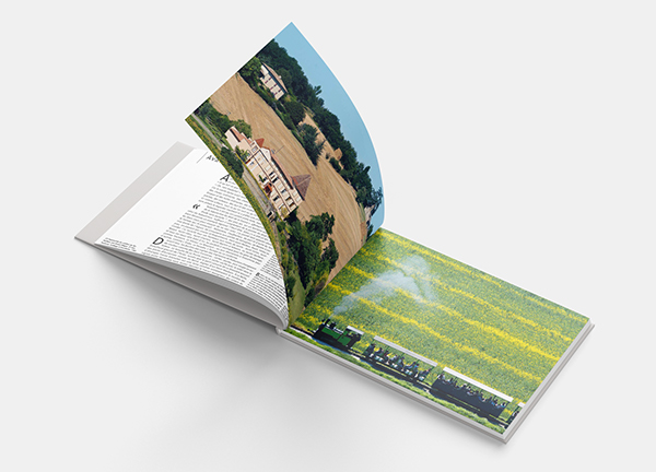 Travel in Rabastens country - coffee table books Fr &UK
