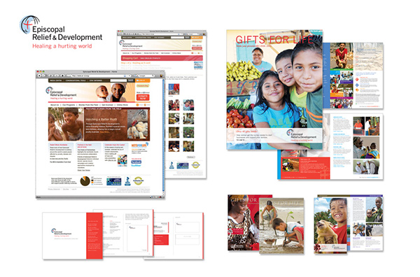 Episcopal Relief & Development. Brand and website development and annual Gifts for Life catalogs. Munroe was awarded the job of expanding ERD's newly ...